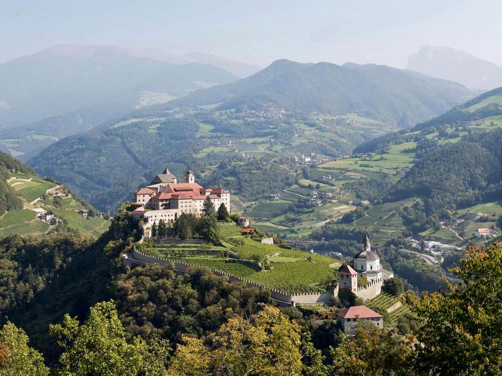 Rund um Natz-Schabs - Natz-Schabs in Südtirol
