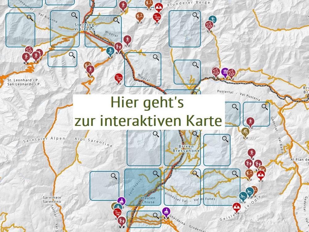 Wandern Spazieren In Natz Schabs Natz Schabs In Sudtirol